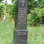 Kubinyi Ferenc síremlék