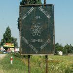 Címeres helységnévtábla