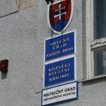 Községi hivatal és anyakönyvi hivatal