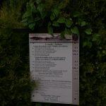 Füleki vár – információs táblák