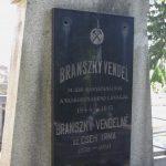 Branszky Vendel síremléke