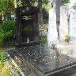 Szénássy Árpád síremléke