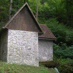 Jaszovar waterworks plaque