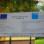 Korvin Mátyás Primary School – project board
